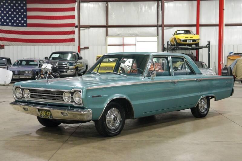 1967 Plymouth Belvedere for sale in Grand Rapids, MI