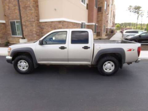 2006 Chevrolet Colorado for sale at West End Auto Sales LLC in Richmond VA