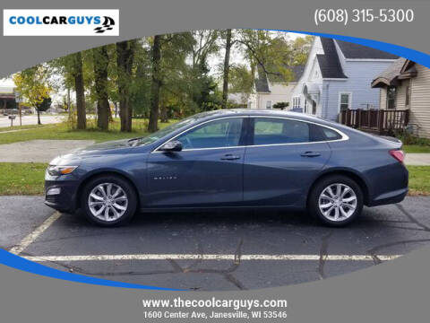 2019 Chevrolet Malibu for sale at Cool Car Guys in Janesville WI