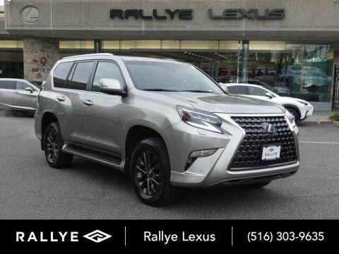 2020 Lexus GX 460 for sale at RALLYE LEXUS in Glen Cove NY
