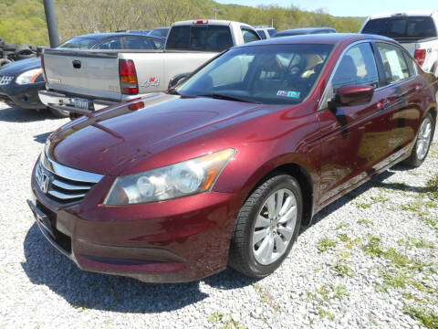 2011 Honda Accord for sale at Sleepy Hollow Motors in New Eagle PA