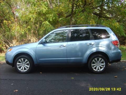 2011 Subaru Forester for sale at Northport Motors LLC in New London WI