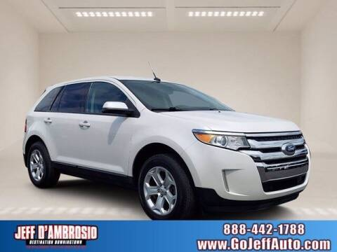 2013 Ford Edge for sale at Jeff D'Ambrosio Auto Group in Downingtown PA