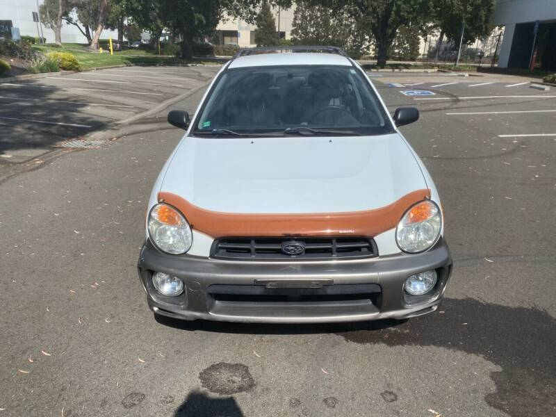 2002 Subaru Impreza for sale at Sanchez Auto Sales in Newark CA