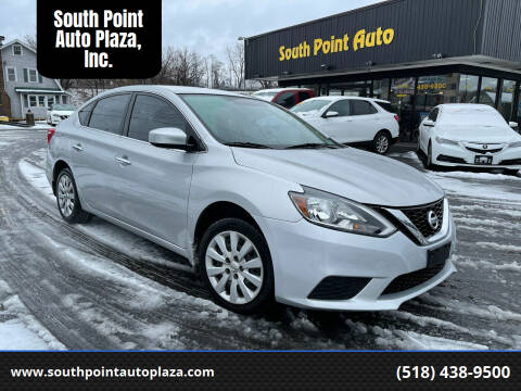 2016 Nissan Sentra for sale at South Point Auto Plaza, Inc. in Albany NY