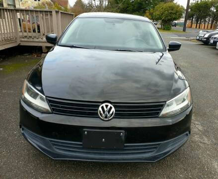 2014 Volkswagen Jetta for sale at Life Auto Sales in Tacoma WA