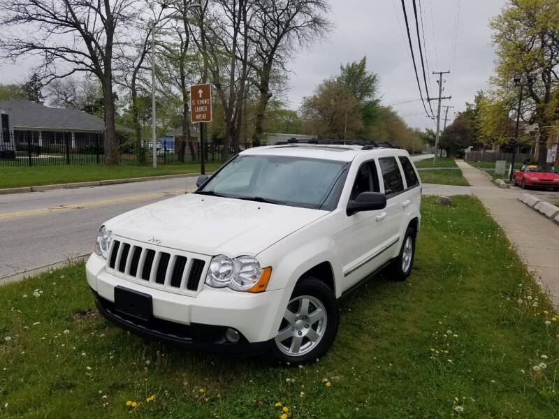 2010 Jeep Grand Cherokee for sale at RBM AUTO BROKERS in Alsip IL