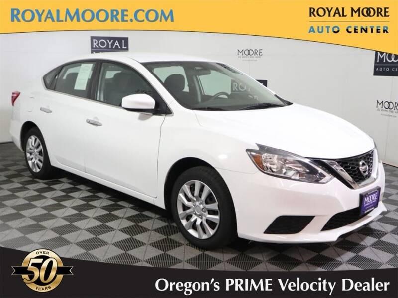 2017 Nissan Sentra for sale at Royal Moore Custom Finance in Hillsboro OR