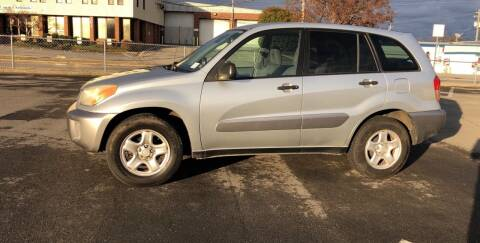 2002 Toyota RAV4 for sale at Diana Rico LLC in Dalton GA