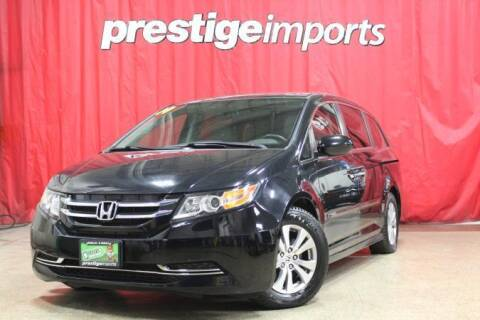2014 Honda Odyssey for sale at Prestige Imports in St Charles IL