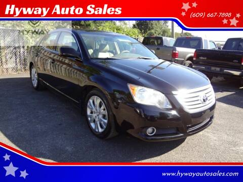 2008 Toyota Avalon for sale at Hyway Auto Sales in Lumberton NJ
