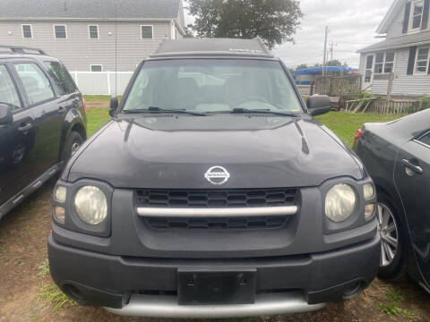 2004 Nissan Xterra for sale at Whiting Motors in Plainville CT
