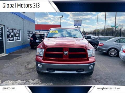 2009 Dodge Ram Pickup 1500 for sale at Global Motors 313 in Detroit MI