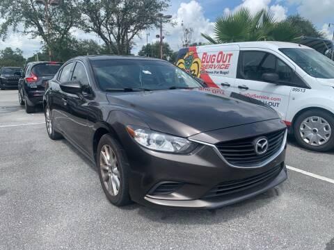 2016 Mazda MAZDA6 for sale at AUTOSPORT MOTORS in Lake Park FL