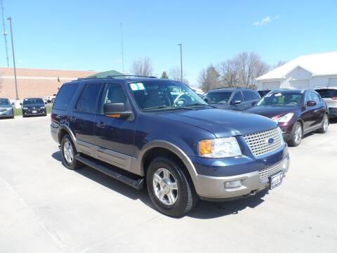 2003 Ford Expedition for sale at America Auto Inc in South Sioux City NE