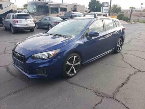 2017 Subaru Impreza for sale at Stephen Wade Pre-Owned Supercenter in Saint George UT