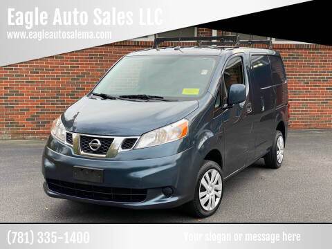 2015 Nissan NV200 for sale at Eagle Auto Sales LLC in Holbrook MA