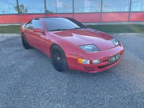 1990 Nissan 300ZX for sale at Black Tie Classics in Stratford NJ