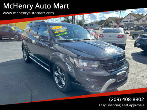 2014 Dodge Journey for sale at McHenry Auto Mart in Turlock CA