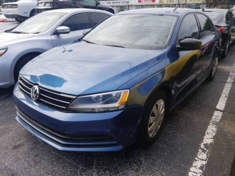 2016 Volkswagen Jetta for sale at Castle Used Cars in Jacksonville FL