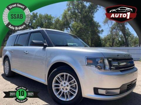 2017 Ford Flex for sale at Street Smart Auto Brokers in Colorado Springs CO