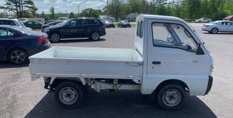 1992 Suzuki Carry for sale at eurO-K in Benton ME