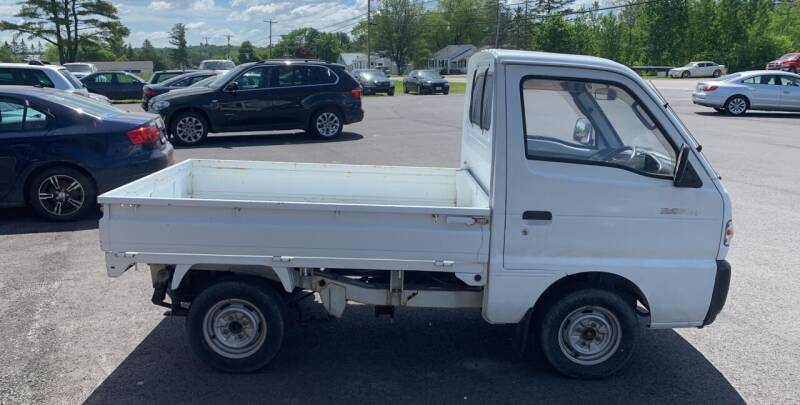 1992 Suzuki Carry for sale at eurO-K in Benton ME