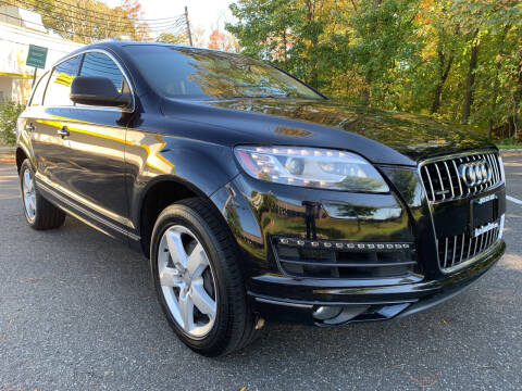 2014 Audi Q7 for sale at AUTO TRADE CORP in Nanuet NY