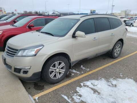 2015 Chevrolet Traverse for sale at Sharp Automotive in Watertown SD