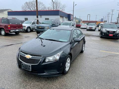 2014 Chevrolet Cruze for sale at G T Motorsports in Racine WI