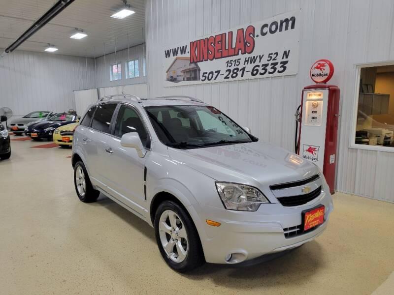 2014 Chevrolet Captiva Sport for sale at Kinsellas Auto Sales in Rochester MN