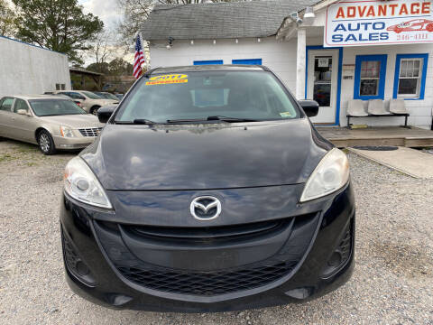 2012 Mazda MAZDA5 for sale at Advantage Motors in Newport News VA