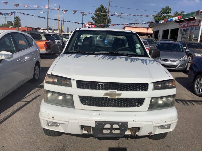 2008 Chevrolet Colorado for sale at GPS Motors in Denver CO