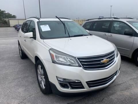 2014 Chevrolet Traverse for sale at Allen Turner Hyundai in Pensacola FL