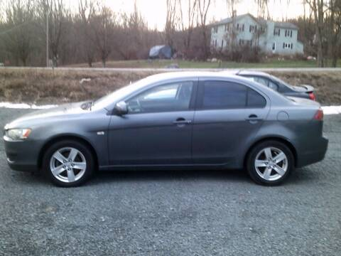 2009 Mitsubishi Lancer for sale at On The Road Again Auto Sales in Lake Ariel PA