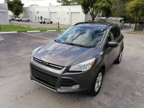 2014 Ford Escape for sale at Best Price Car Dealer in Hallandale Beach FL