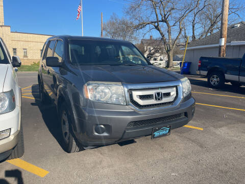 2011 Honda Pilot for sale at Ideal Cars in Hamilton OH