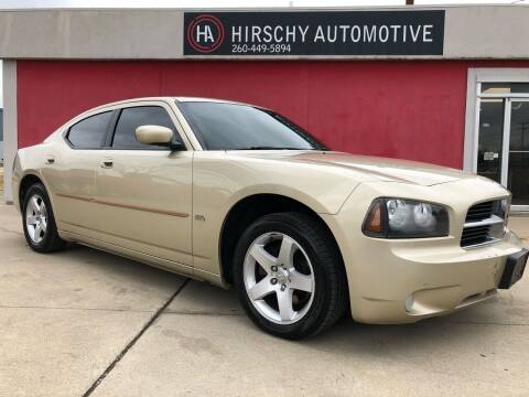 2010 Dodge Charger for sale at Hirschy Automotive in Fort Wayne IN