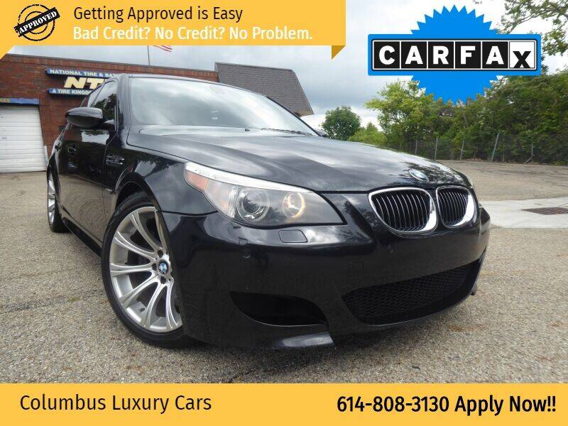 2007 BMW M5 for sale at Columbus Luxury Cars in Columbus OH