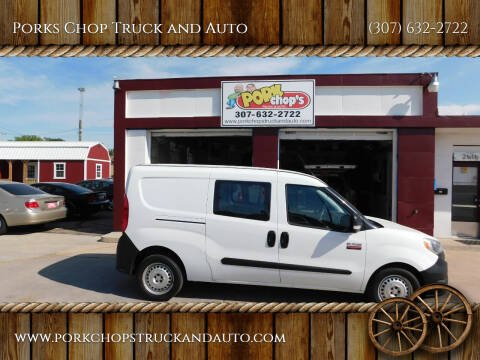 2017 RAM ProMaster City Wagon for sale at Porks Chop Truck and Auto in Cheyenne WY