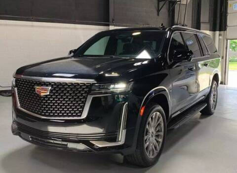 2021 Cadillac Escalade ESV for sale at Tim Short Auto Mall in Corbin KY