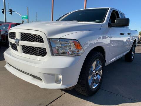2018 RAM Ram Pickup 1500 for sale at Town and Country Motors in Mesa AZ