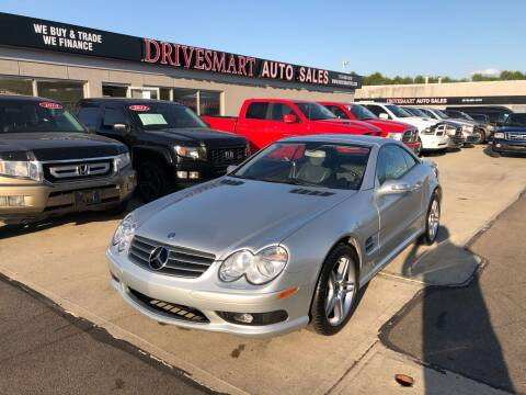 2006 Mercedes-Benz SL-Class for sale at DriveSmart Auto Sales in West Chester OH