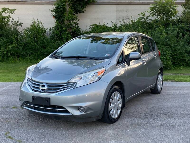 2014 Nissan Versa Note for sale at Hadi Auto Sales in Lexington KY