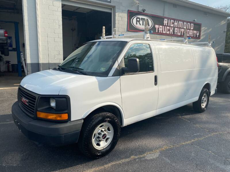 2016 GMC Savana Cargo for sale at Richmond Truck Authority in Richmond VA