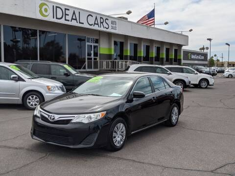 2014 Toyota Camry for sale at Ideal Cars East Mesa in Mesa AZ