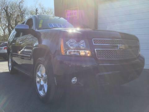 2007 Chevrolet Suburban for sale at Active Auto Sales Inc in Philadelphia PA