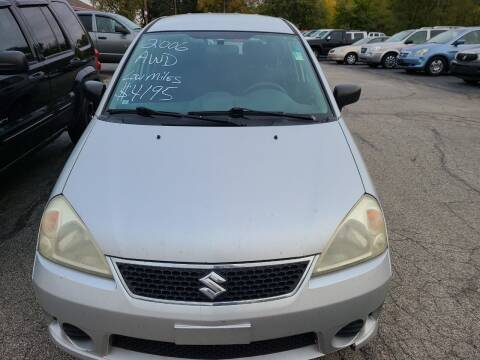 2006 Suzuki Aerio for sale at All State Auto Sales, INC in Kentwood MI