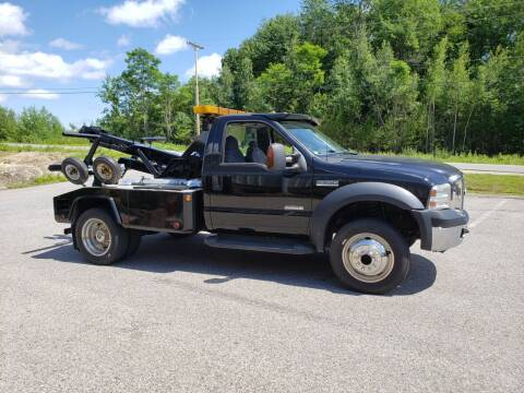 2007 Ford F-550 Super Duty for sale at GRS Auto Sales and GRS Recovery in Hampstead NH