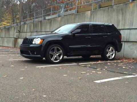 2008 Jeep Grand Cherokee SRT-8 for sale at Forbidden Motorsports in Livingston NJ